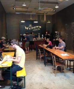 Inside The Wydown
